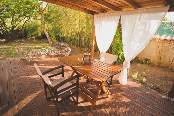 Perfect Flooring Ideas for Your Patio