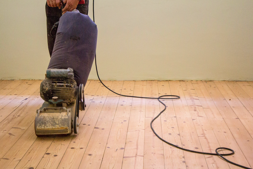 When Should You Refinish Your Hardwood Floor
